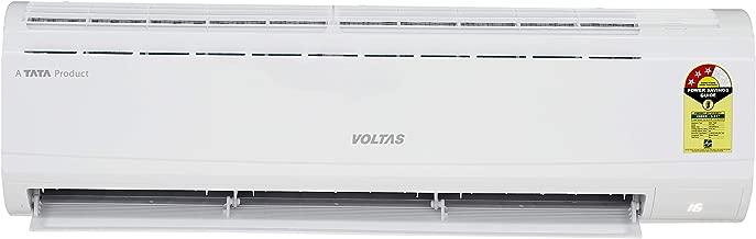 Voltas 1.5 Ton 3 Star Split AC (Copper, 183DZZ, White)