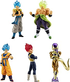 Gashapon Dragon Ball Super: Broly 01 HG Series Set