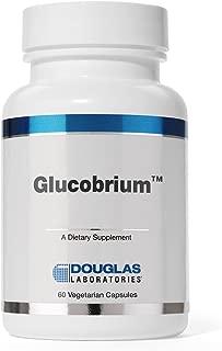 Douglas Laboratories - Glucobrium - Supports Healthy Glucose Metabolism* - 60 Capsules