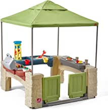 Step2 All Around Playtime Patio with Canopy Playhouse, Model:874100