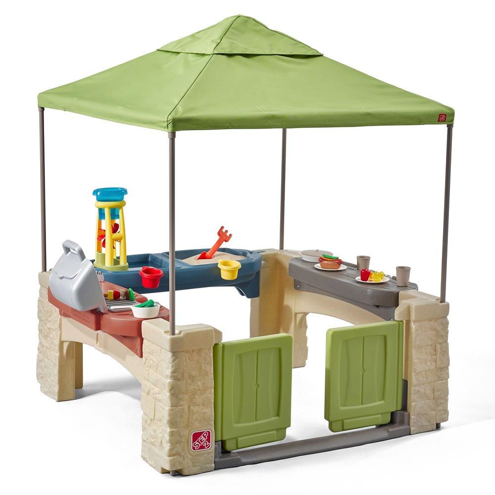 Step2 Around Playtime Canopy Playhouse