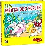 HABA Fiesta des Perles 305868 - Gioco di Raccolta e Allacciatura, 3 Anni