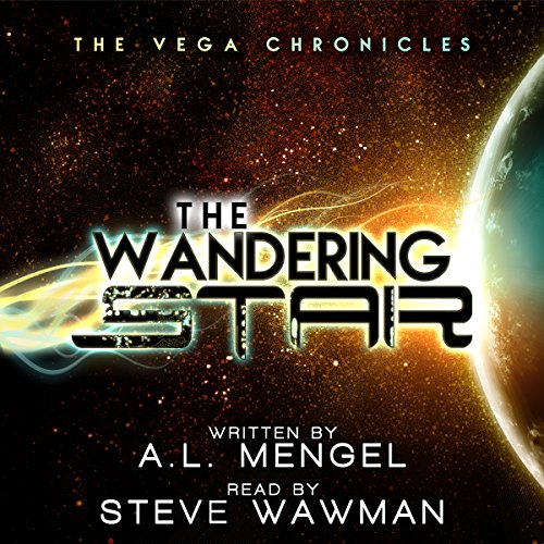 The Wandering Star audiobook cover art