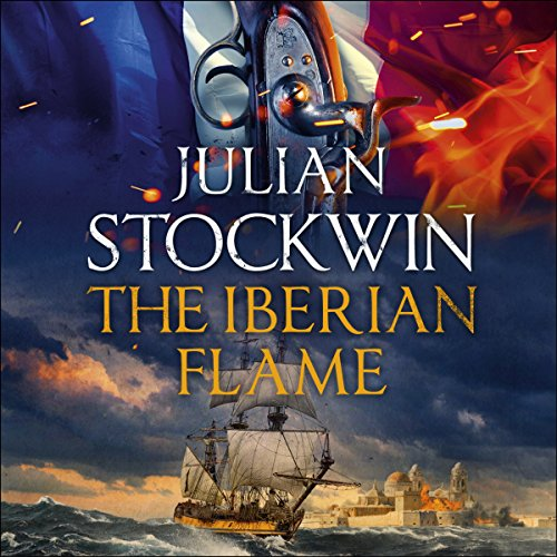 Couverture de The Iberian Flame