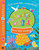 Sharing a Shell Sticker Book (Sticker Books)