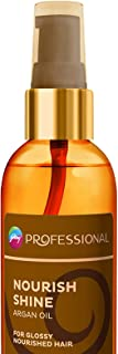 Godrej Professional Nourish Shine Argan Oil Hair Serum, 120ml