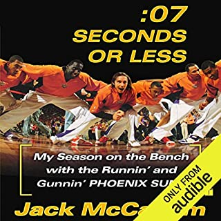 Seven Seconds or Less audiobook cover art