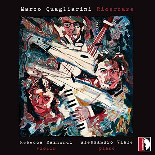 Ricercare No. 1 for Solo Piano