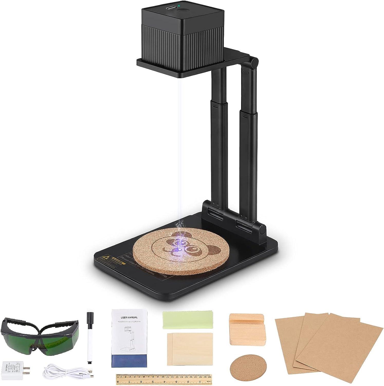 DEWALLIE Laser Engraving Machine Mini Engraver Portable T Dealing full price Special price reduction