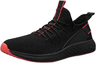 0f16fba46755a Mysky Popular Men Casual Solid Color Outdoor Walking Shoes Male Comfy  Breathable Running Sports Shoes Sneakers