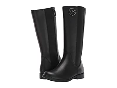 MICHAEL Michael Kors Kids Emma Rubie (Little Kid/Big Kid) (Black) Girls Shoes