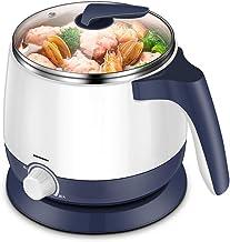 JYY Multi-Function Mini ménages Cuisinière électrique 2L Portable, Double Anti-ébouillantage Faible Séparation du siège Se...