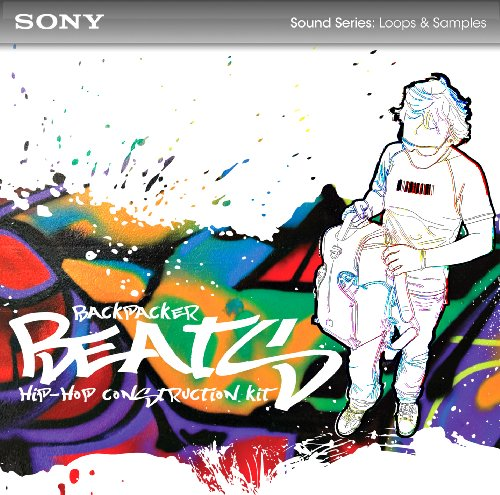 Backpacker Beats: Hip-Hop Construction Kit [Download]