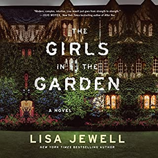 The Girls in the Garden cover art