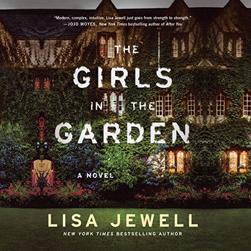 The Girls in the Garden audiobook cover art