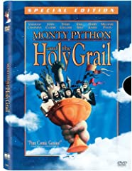Monty Python And The Holy Grail (Special Edition) - DVD Brand New