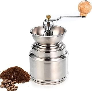 Taktik Manual Molinillo de café Molino de café de Acero Inoxidable Hoja de cerámica