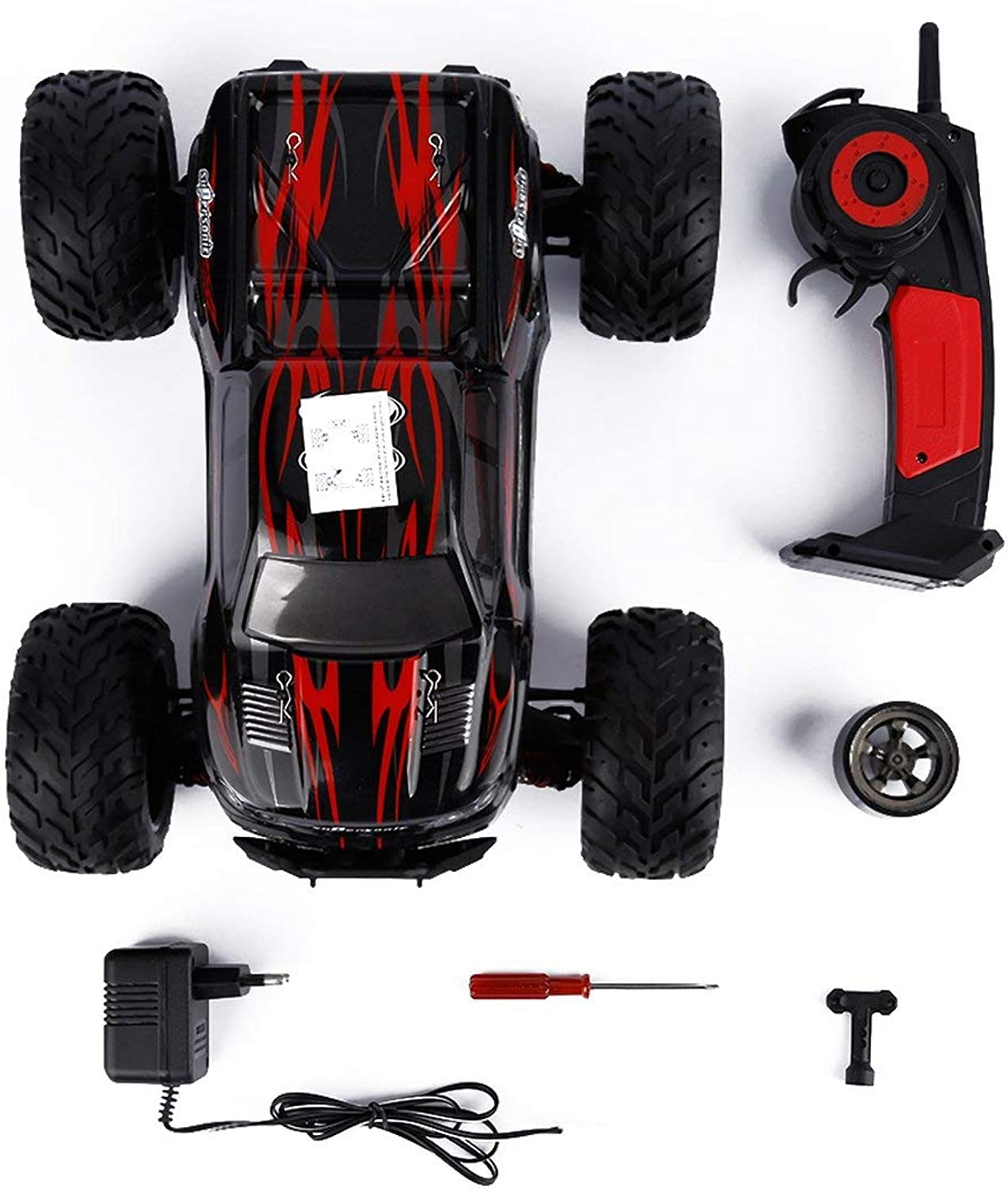 1 12 Scale RC Off Road Durable Remote Control Truck S911 High Speed Racing Car for GPTOYS Universal RC Model