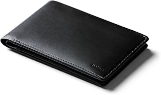 Bellroy Travel Wallet, Travel Document Holder (Passport, Tickets, Cash, Cards and Pen) - Black