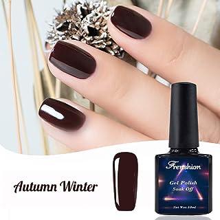 10ML/pc Semi-permanent Nail Polish Gel Nail Polish Soak off UV LED Gel Nails for Autumn Winter 09