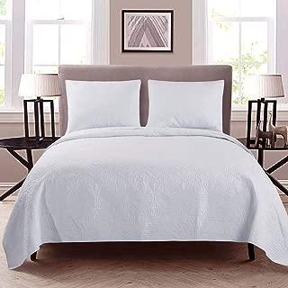 Best black cotton bedspread Reviews