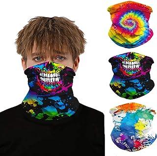 Skull Cupcake Seamless Vector Pattern Headband Face Mask Bandana Head Wrap Scarf Neck Warmer Headwear Balaclava For Sports