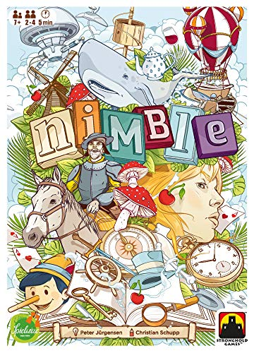 Nimble Board Games