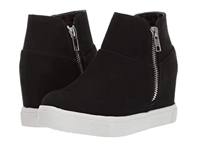 Steve Madden Kids Wanda (Little Kid/Big Kid) (Black) Girl