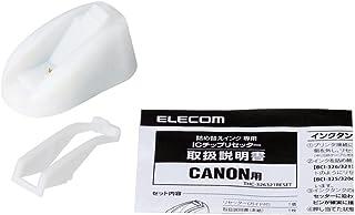 エレコム 詰め替えインク キャノン BCI-320321 BCI-325326対応 リセッター THC-326321RESET