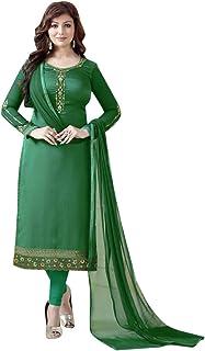 Bollywood StylishウェディングシルクKotiスタイルサルワールカミーズスーツFestiveレディースMuslimドレスEid Indianカスタムを測定する2836
