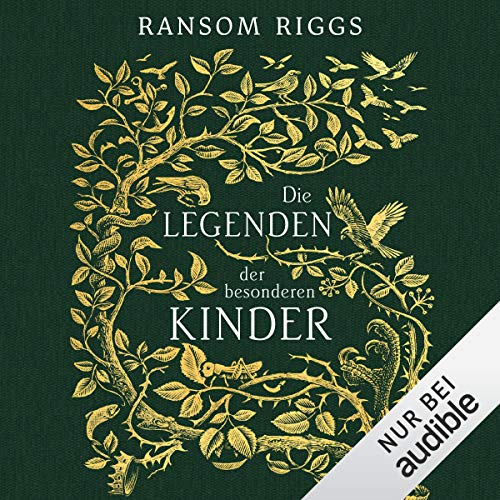 Die Legenden der besonderen Kinder                   By:                                                                                                                                 Ransom Riggs                               Narrated by:                                                                                                                                 Simon Jäger                      Length: 4 hrs and 35 mins     Not rated yet     Overall 0.0