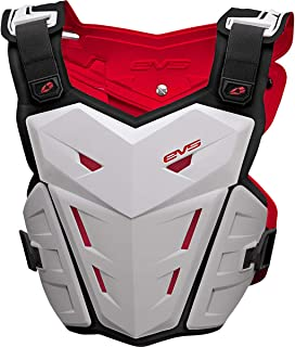 EVS F1 Youth Chest Protector (Small/Medium) (White)