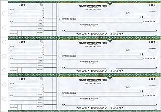 General Manual Business Checks, 3 to a Page Gentry Multipurpose Checks, 250 Single Checks