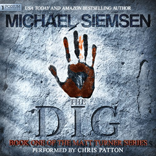 The Dig audiobook cover art