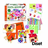 Diset 63636–Cut and Learn