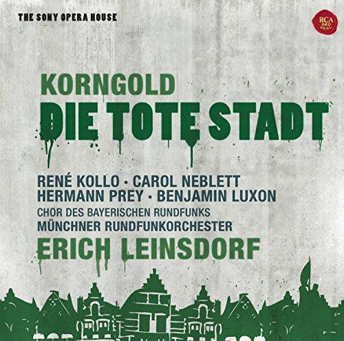 Korngold: Die Tote Stadt (Sony Opera House) [2 CD]