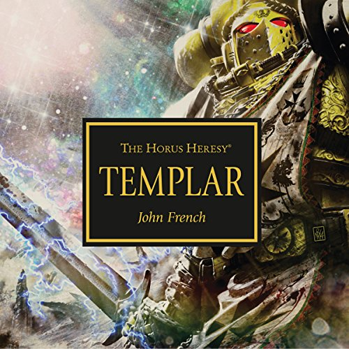 Templar audiobook cover art