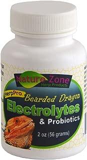 Nature Zone Bearded Dragon Eletrolytes & Probiotics 2.8oz