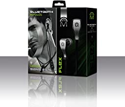 Mental Beats 83533 Flex Bluetooth Earbuds - Black/Grey