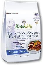 PureVita Grain Free Turkey & Sweet Potato Dry Dog Food - 25lb