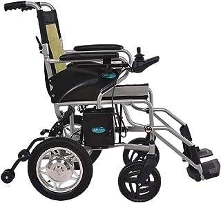 Sillas de ruedas eléctricas para adultos Silla de ruedas plegable eléctrico, portátil plegable silla de ruedas eléctrica for adultos, Scooter eléctrico for personas mayores con discapacidad Para los a