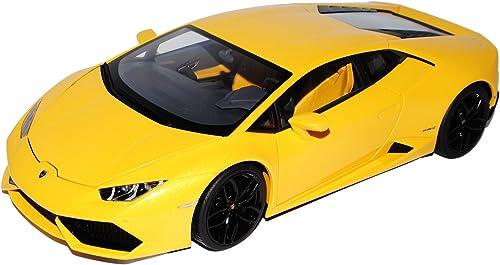AUTOart Lamborghini Huracan LP610-4 Coupe Gelb 74604 Ab 2014 1 18 Modell Auto