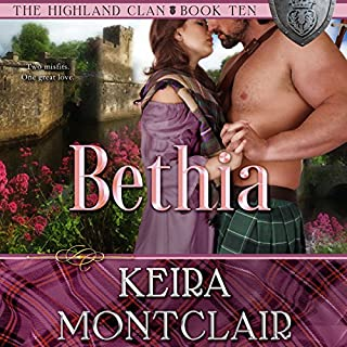 Bethia audiobook cover art