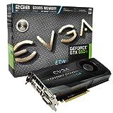 EVGA GeForce GTX 660Ti FTW 2048MB GDDR5 DVI-I, DVI-D, HDMI, DP, SLI Graphics Card (02G-P4-3667-KR) Graphics Cards 02G-P4-3667-KR