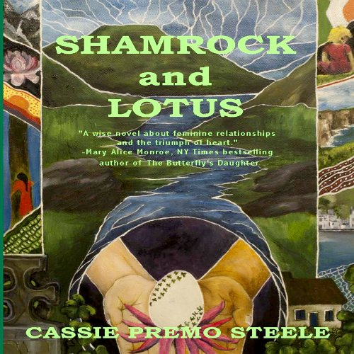 Shamrock and Lotus audiobook cover art