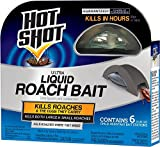 Hot Shot HG-95789 Roach Killer, Case...