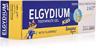 Pierre Fabre Elgydium Tooth Decay Protection Kids - Banana - 50 ml