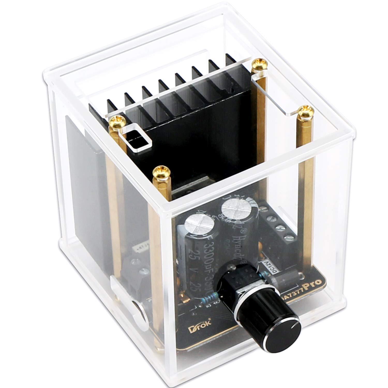 DROK Channel Amplifier TDA7377 Digital