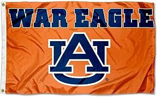 Auburn War Eagle Auburn University University Large College Flag