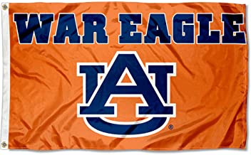 Auburn War Eagle Auburn University University Large College Flag